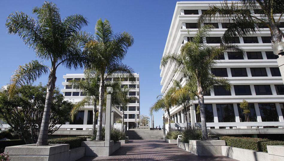 Pimco-Sitz in Newport Beach, Kalifornien (Archivbild): Status als weltgrößter Anleihefonds verloren