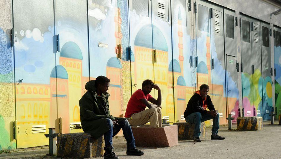 Flüchtlinge in München: Immer mehr Schutzsuchende erhalten Asyl