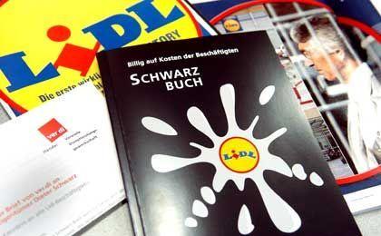 Dokumentation Auszuge Aus Dem Lidl Schwarzbuch Der Spiegel