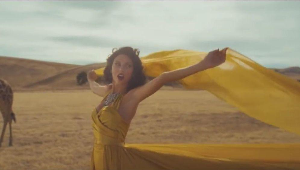 Taylor Swifts neues Video: Ganz in weiß