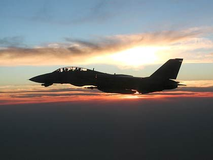 "Kampfjet ""Tomcat"""