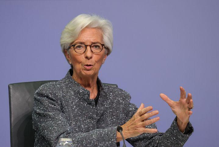 EZB-Chefin Lagarde: Fehler korrigiert