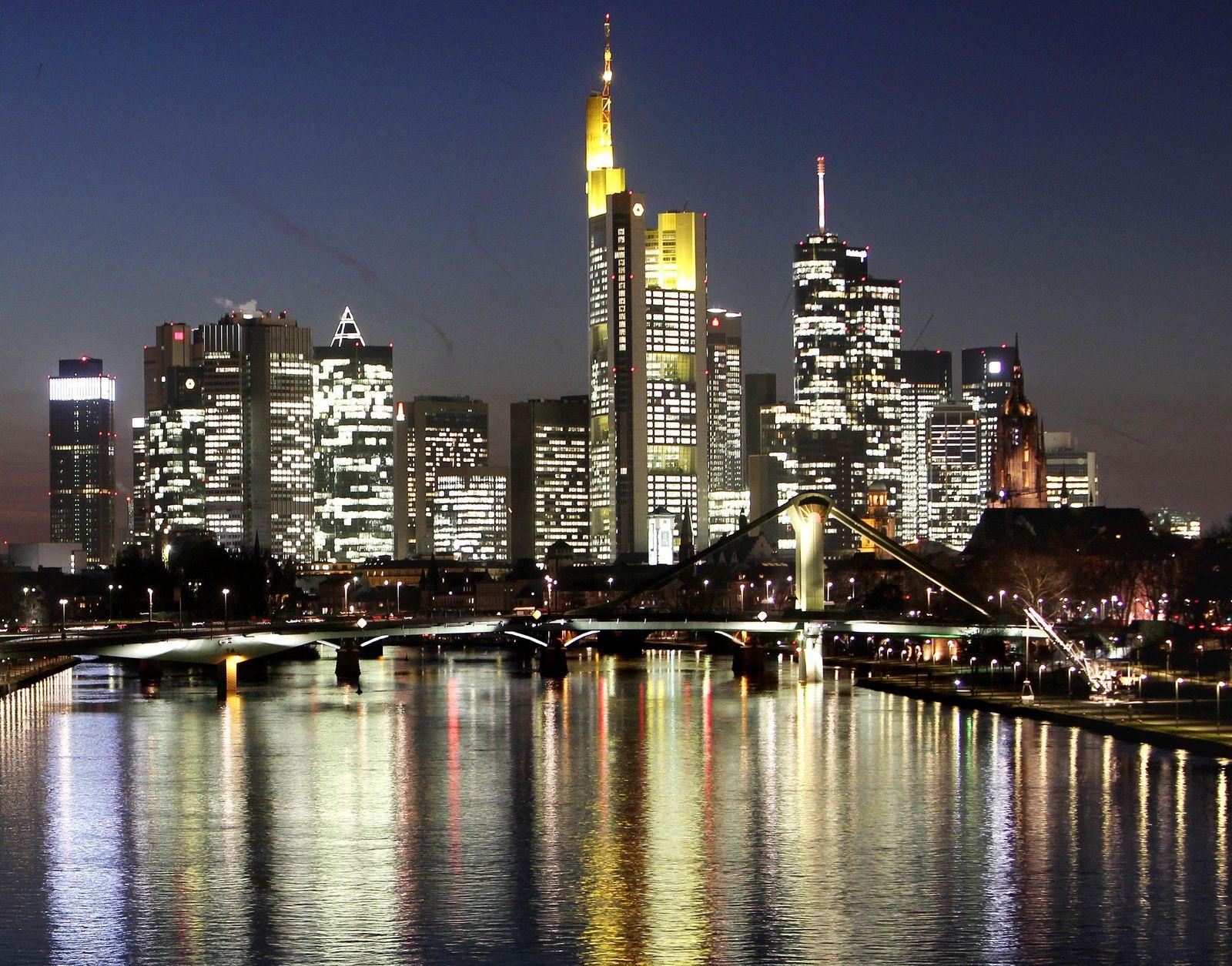 NICHT VERWENDEN Banken Frankfurt am Main