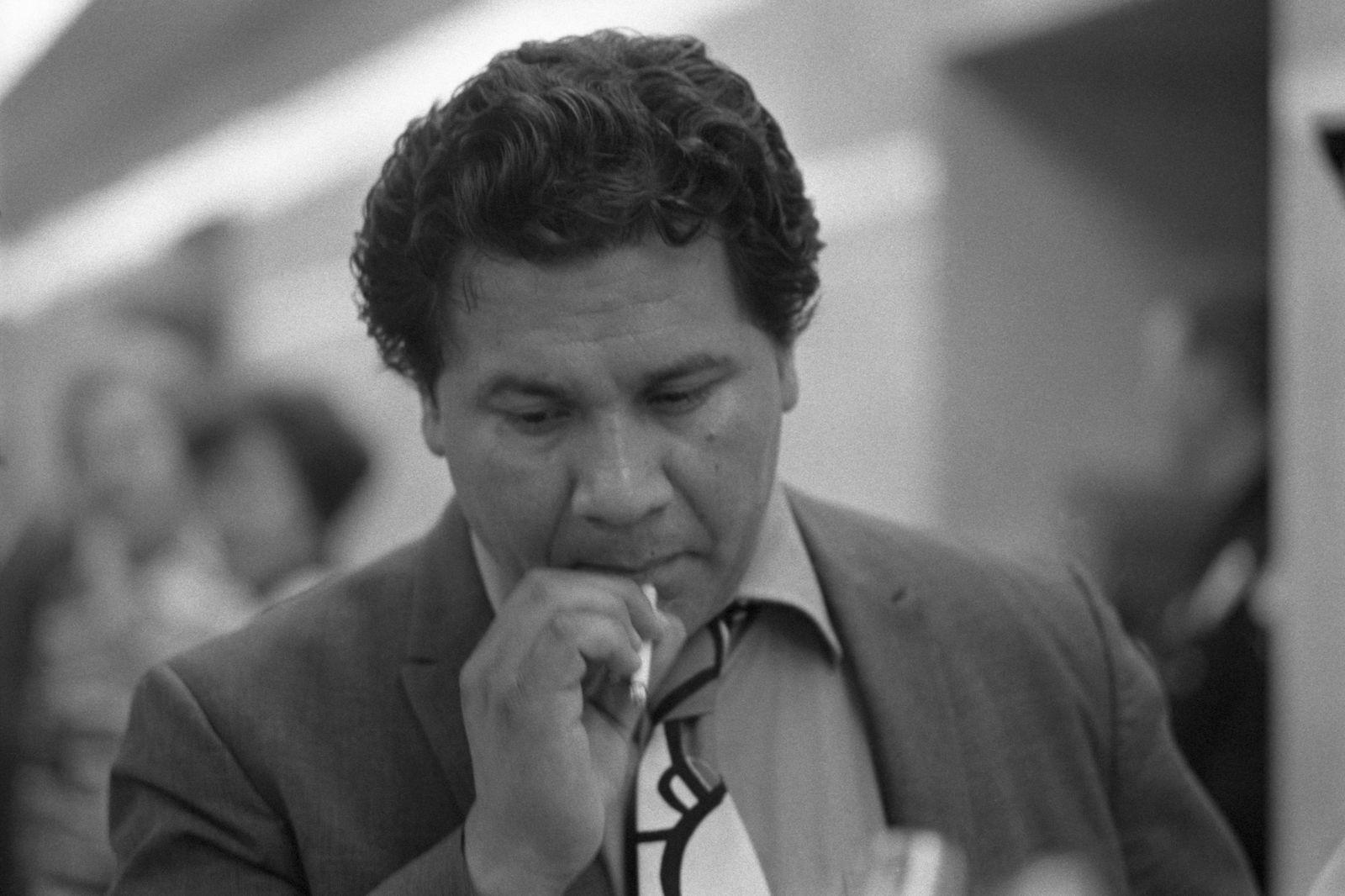 Attorney Oscar Acosta