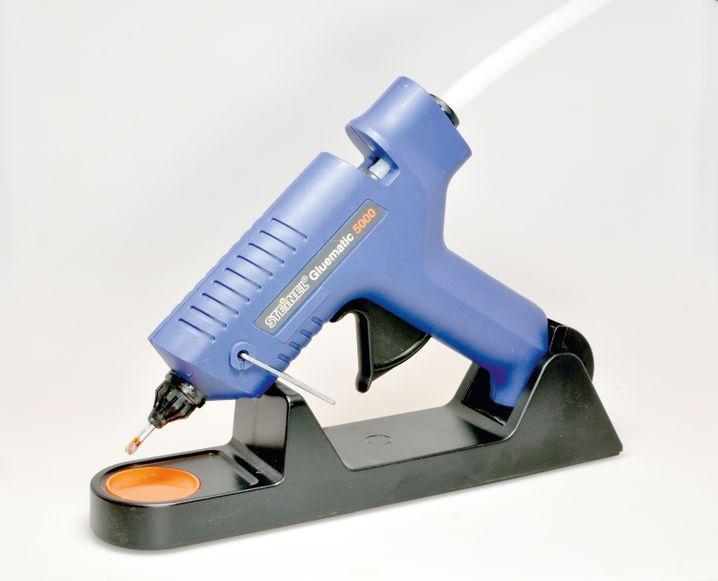 Löst Befestigungsprobleme: Heißklebepistole