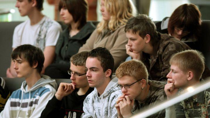 Shell-Studie in Grafiken: So denkt die Jugend 2010