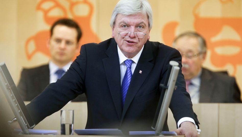 """Stellvertretender CDU-Vize Bouffier: """"Ähnliche Muster"""""""