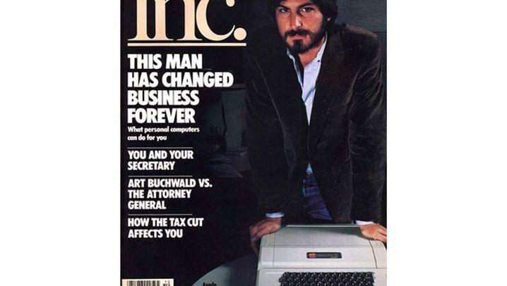 Posterboy Steve Jobs: Der Mac-Messias von Seite eins
