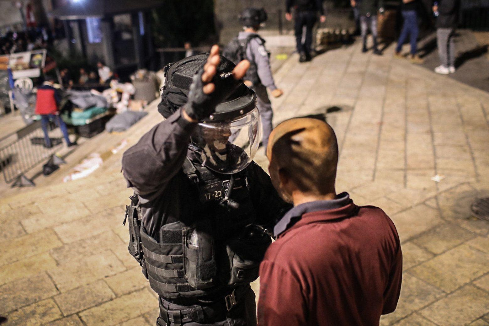Konflikt in Jerusalem