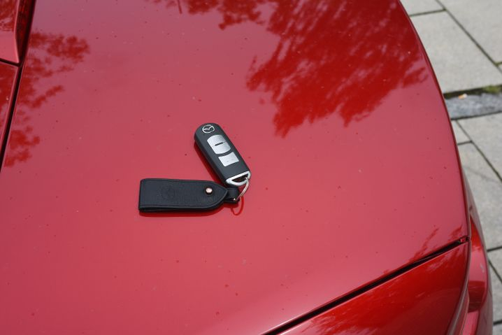 MX-5-Schlüssel