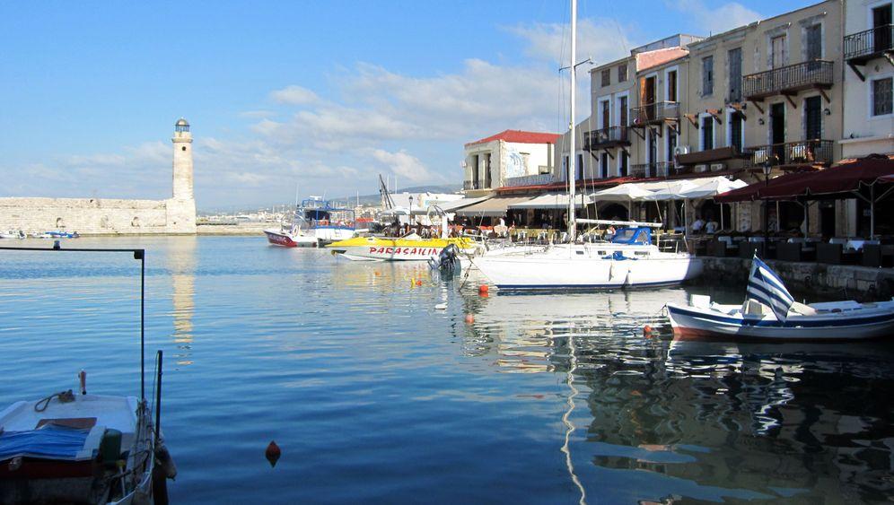Rethymnon: Klein-Venedig von Kreta