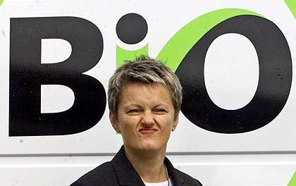 Grüne Frontfrau: Renate Künast