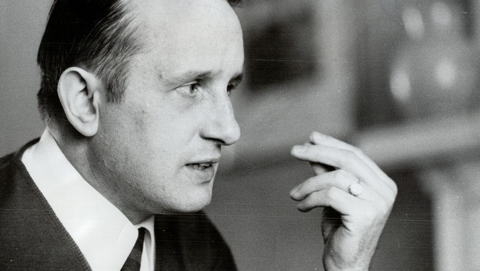Der Dramatiker Rolf Hochhuth