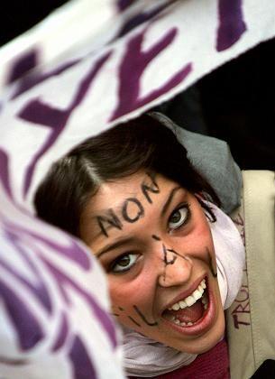 Schülerproteste in Frankreich: Kein Vertrauen in die staatlichen Schulen