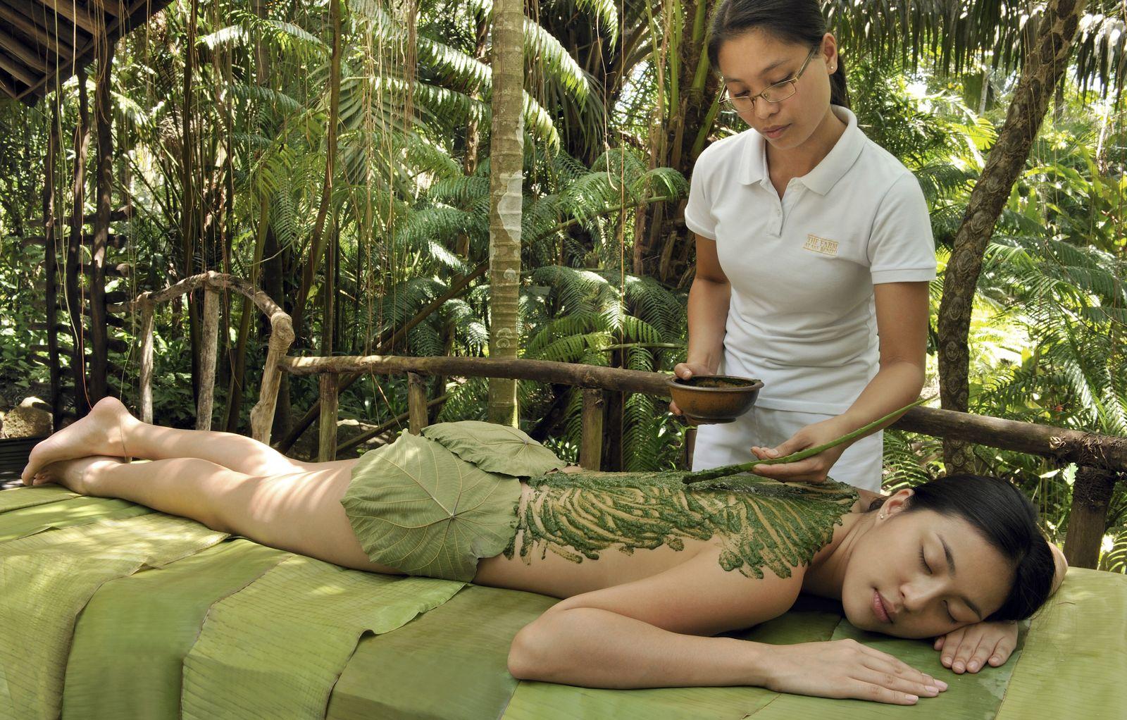 NICHT MEHR VERWENDEN! - Yoga/ Detox/ Ayurveda im Urlaub