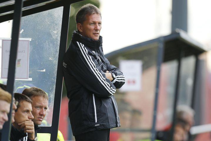 Frank Wormuth war zehn Jahre lang Trainerausbilder beim DFB. Seit 2018 ist er Trainer bei Heracles Almelo in der niederländischen Liga