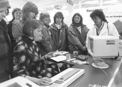 Mission: Jungen Menschen den Computer näherbringen
