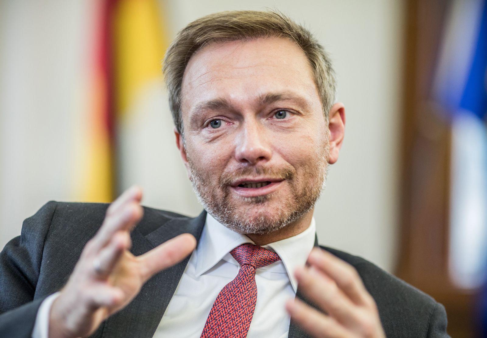 Christian Lindner/ Zentralabitur