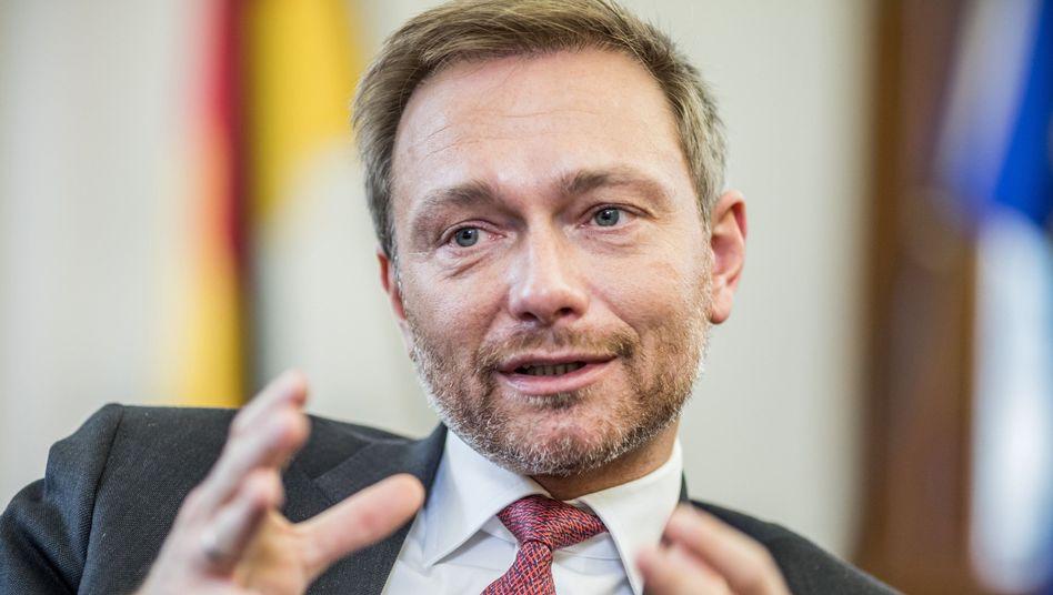 """Ein Abitur für alle? Der Bildungswettbewerb sei """"aus der Zeit gefallen"""", sagte FDP-Chef Christian Lindner"""