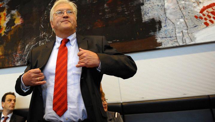 SPD-Personal: Spitzengenossen rücken Stühle