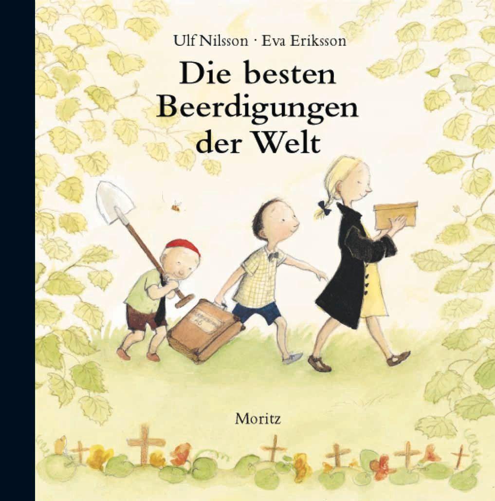 Bücher/ Ulf Nilsson COVER