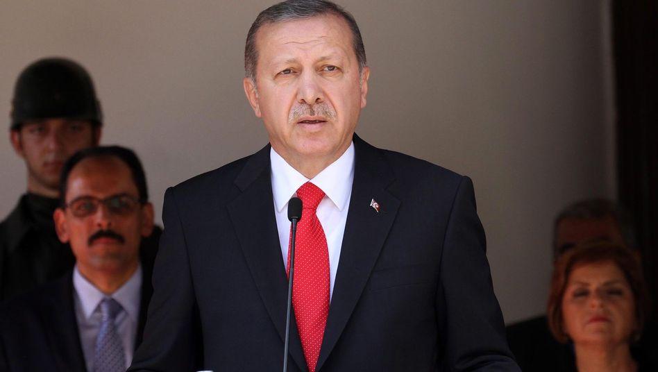 Erdogan: Friedensprozess beendet