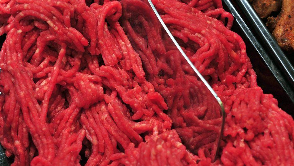 Rinderhack im Supermarkt: Skandal um Pferdehack nimmt kein Ende