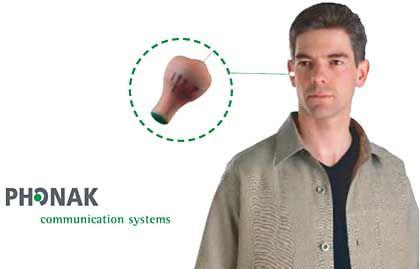 Phonak-Apparat: 1000 Euro, 90 Meter Reichweite