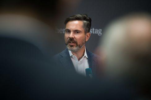 Linkenpolitiker Fabio De Masi