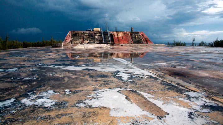 Nukleartests auf Muroroa: Das verlorene Paradies