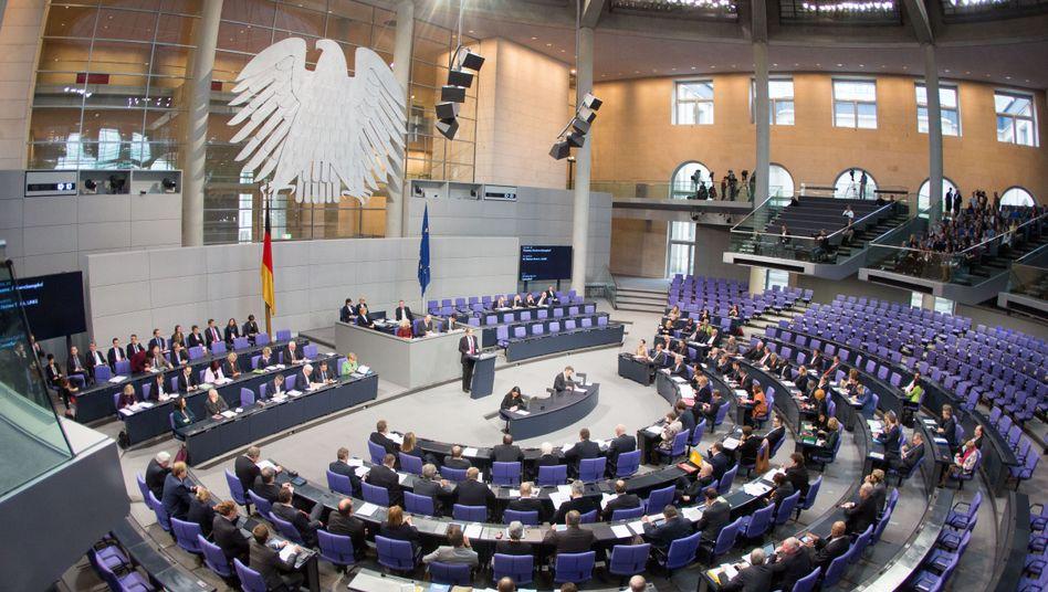 Bundestagssitzung: Am Freitag wollen die Parlamentarier über Armenien diskutieren