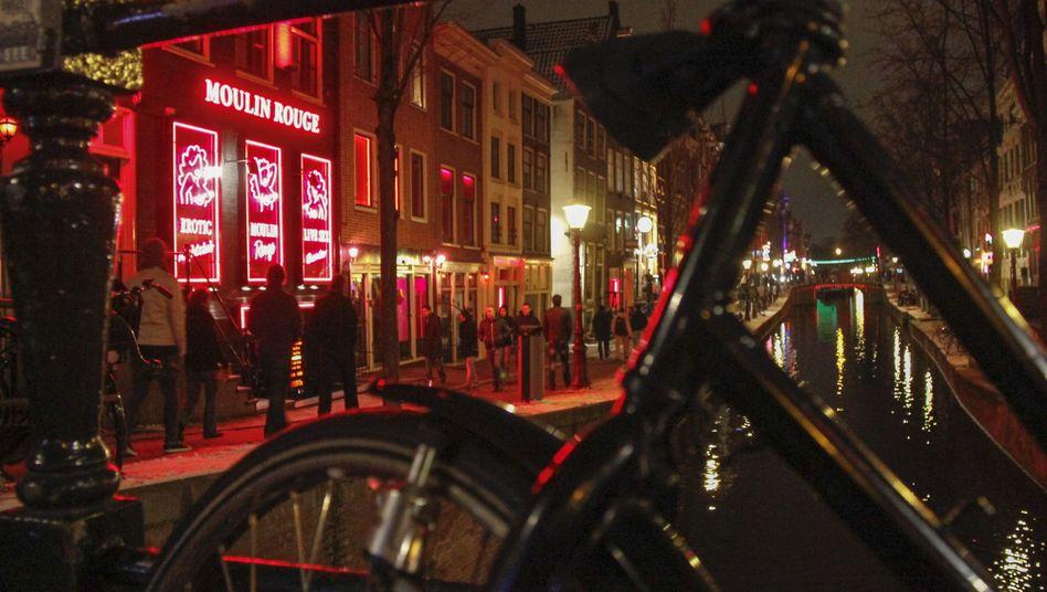 Rotlichtviertel De Wallen: Keine Gruppenführungen nach 19 Uhr mehr