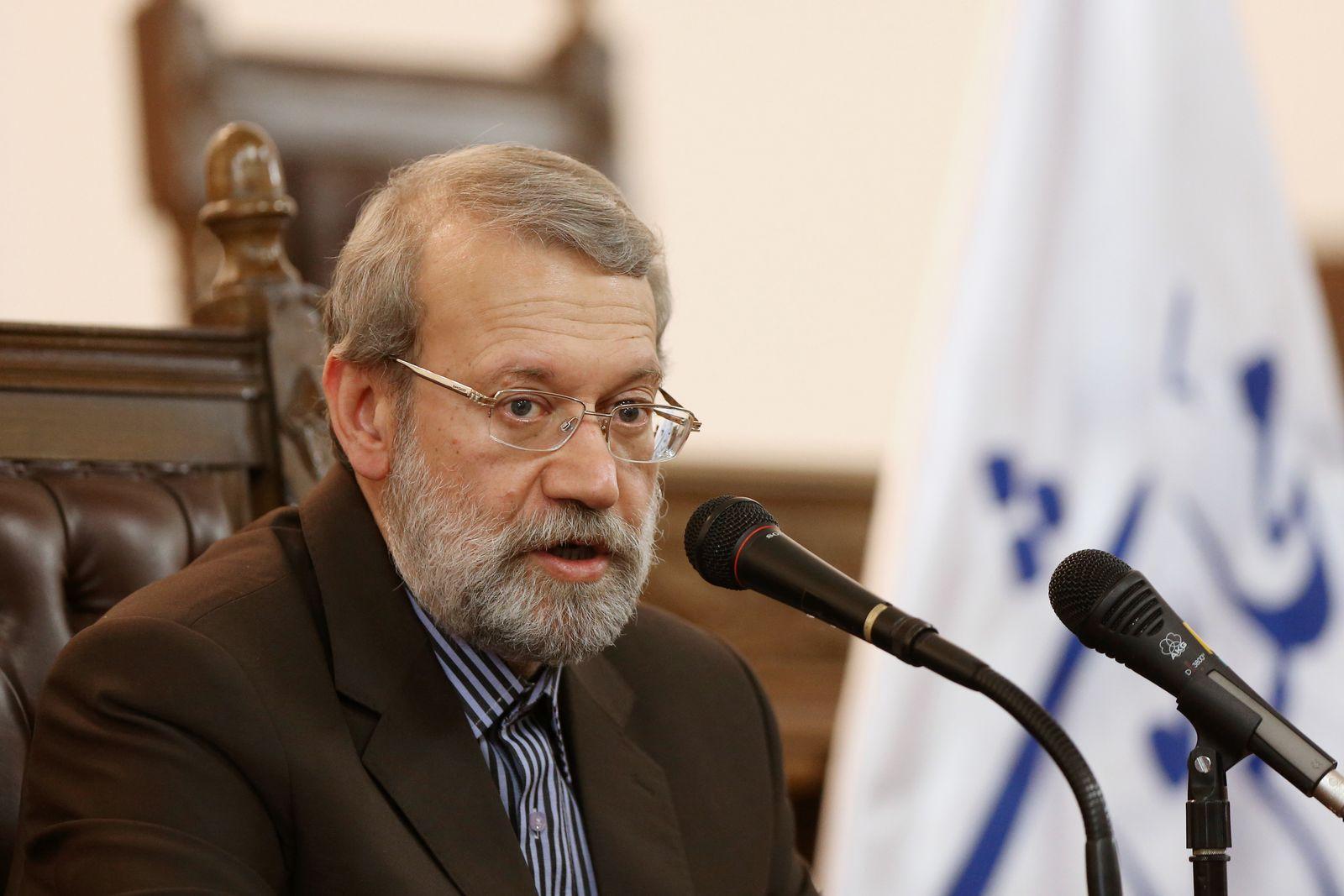 Mideast Iran/ Ali Larijani