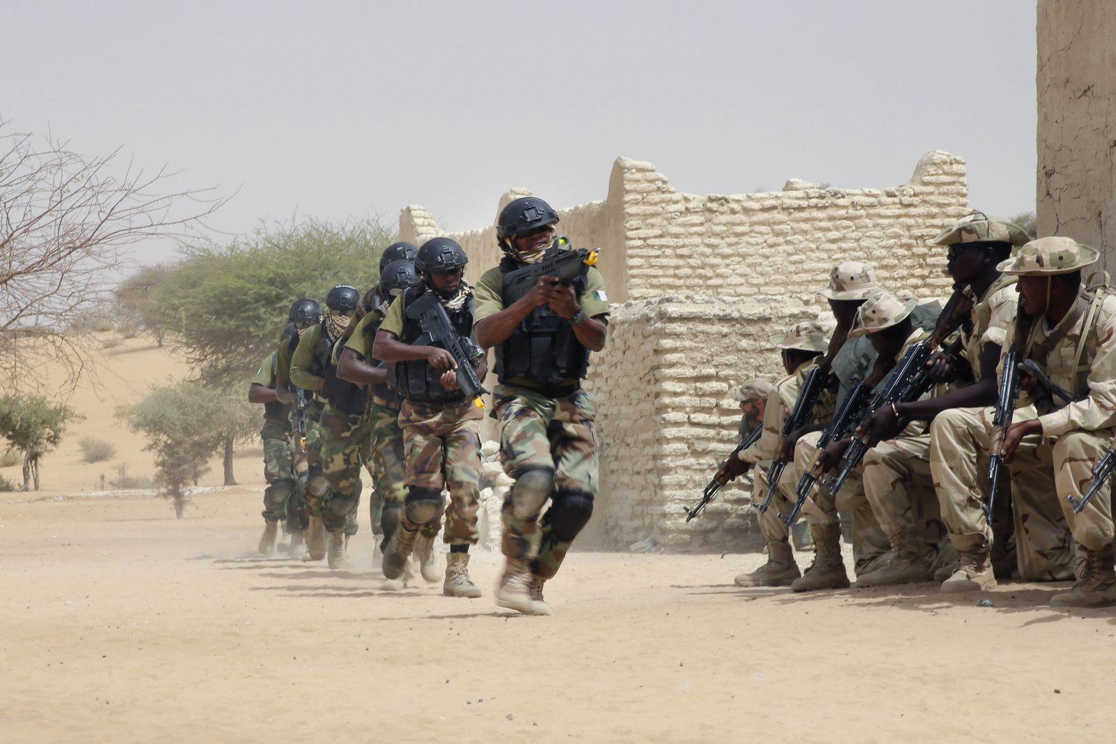 Chad Boko Haram Flintlock