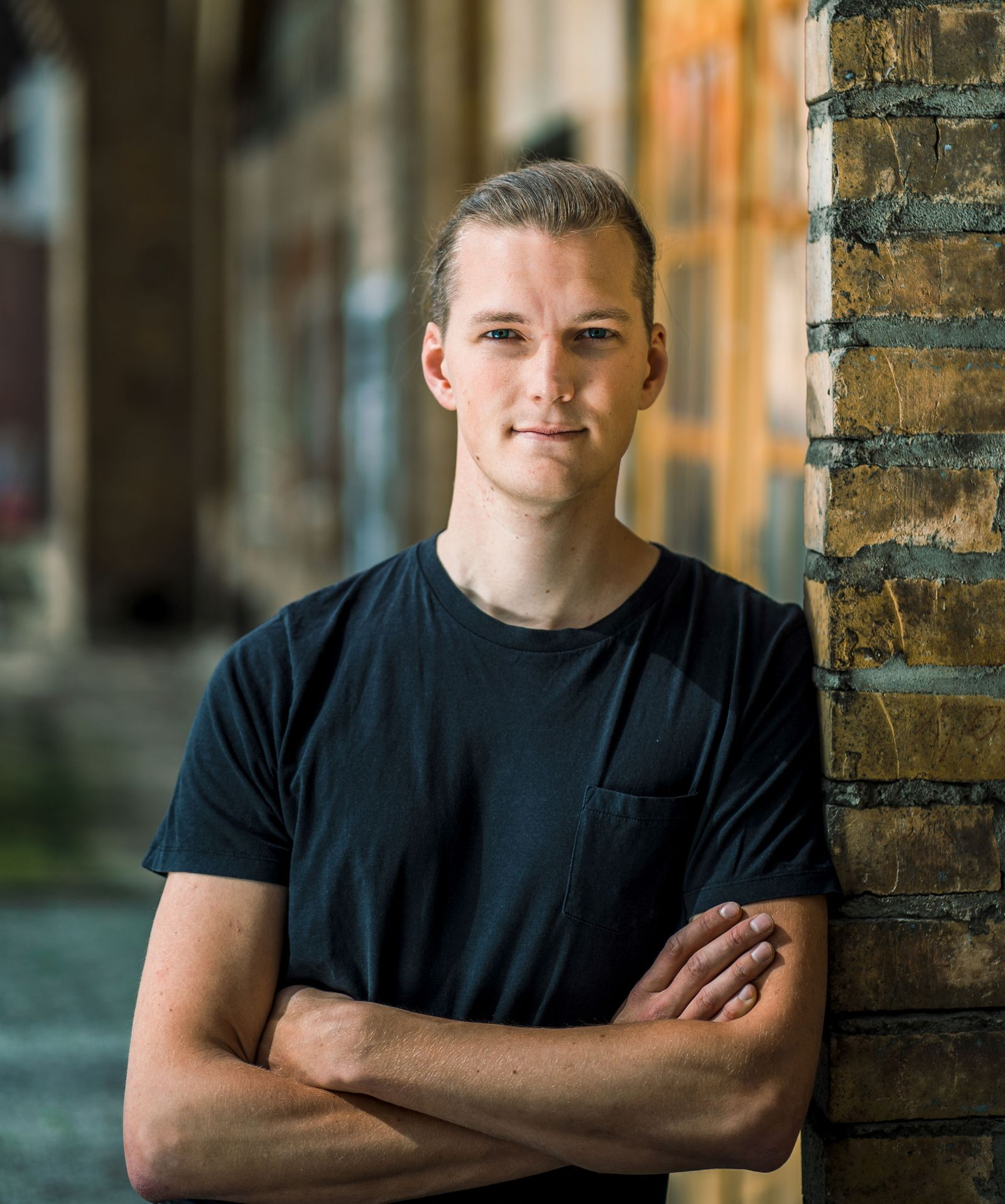 Georg Kurz / Sprecher der Grünen Jugend