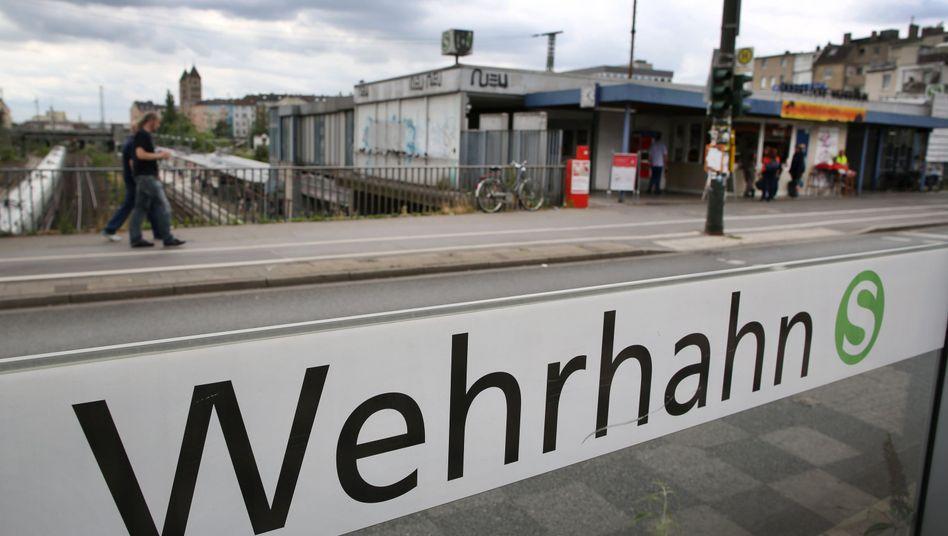 S-Bahnhof Wehrhahn in Düsseldorf (Archivbild)
