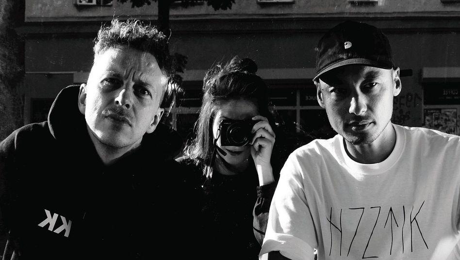 "Produzenten Erkes, Schettler, Meyerholz: ""Deutscher Rap ist back wie Fanta 4 Shit"""