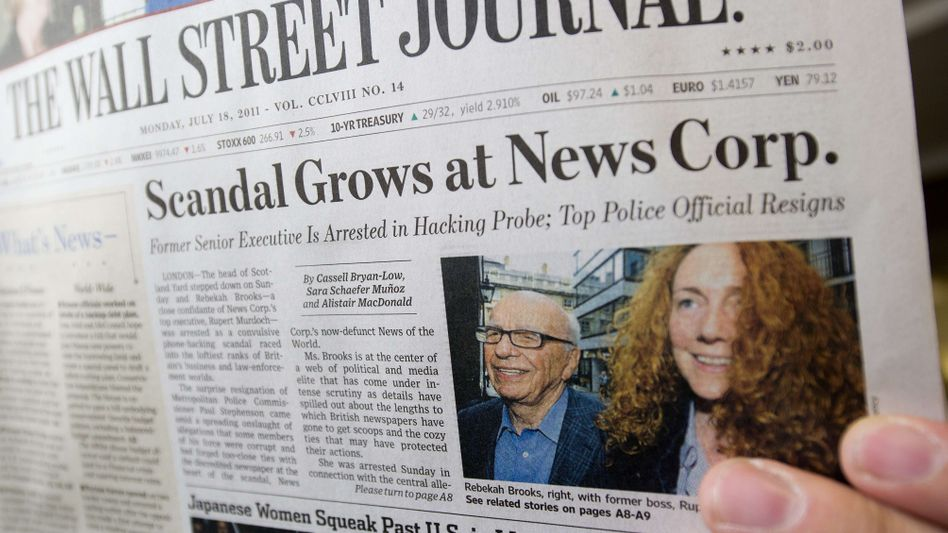 Das Wall Street Journal: Nationale Sicherheit in Gefahr?