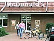 McDonald's setzt in Sachen BSE auf Sicherheit