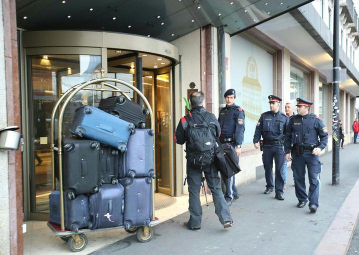"""Polizeikontrolle in Innsbruck: """"Wir haben das Menschenmögliche getan."""""""