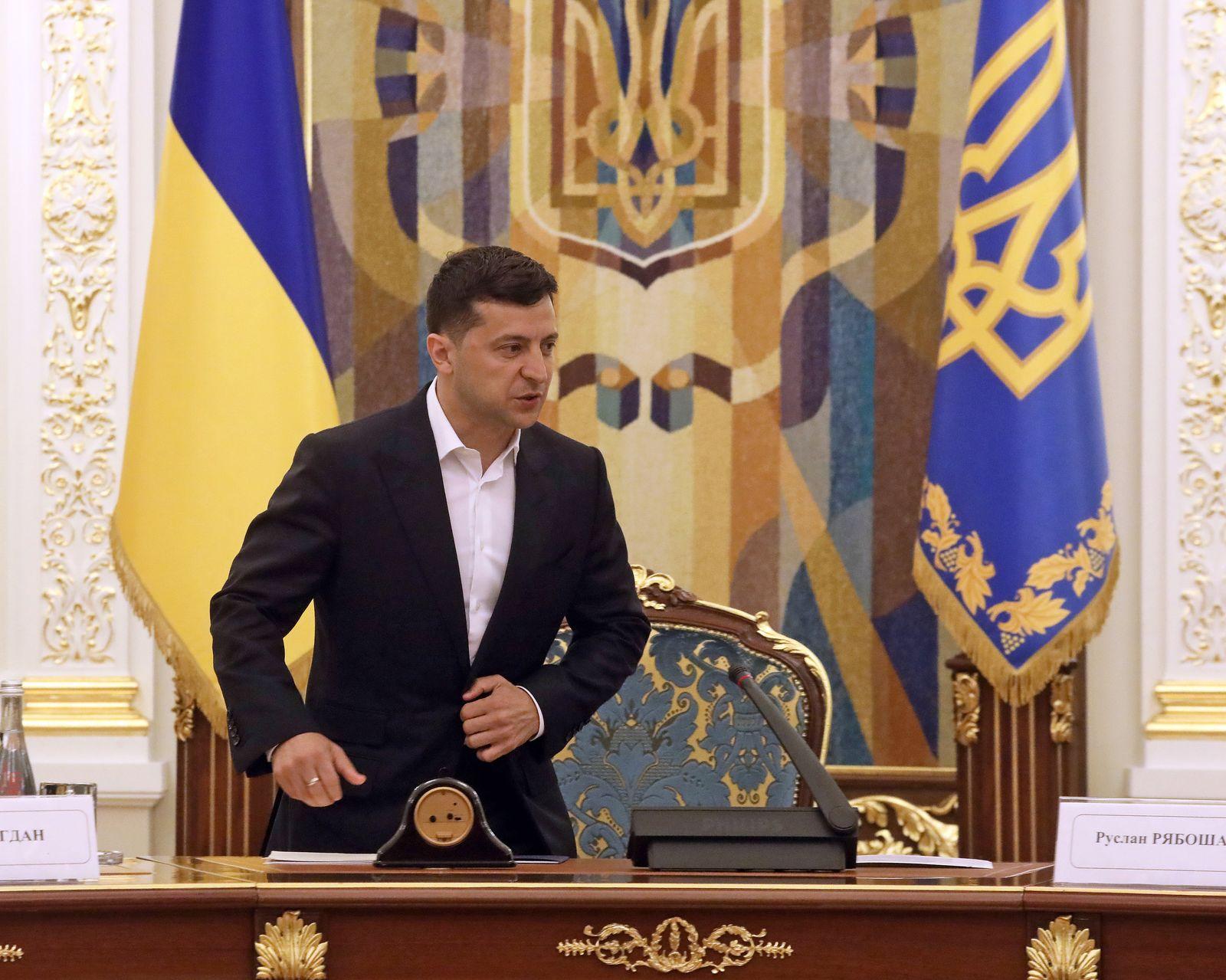 Nach der Präsidentenwahl in der Ukraine