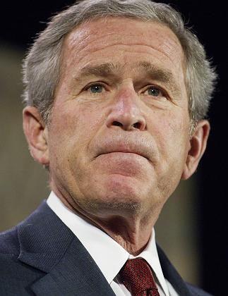 Niederlage im Kongress: US-Präsident Bush