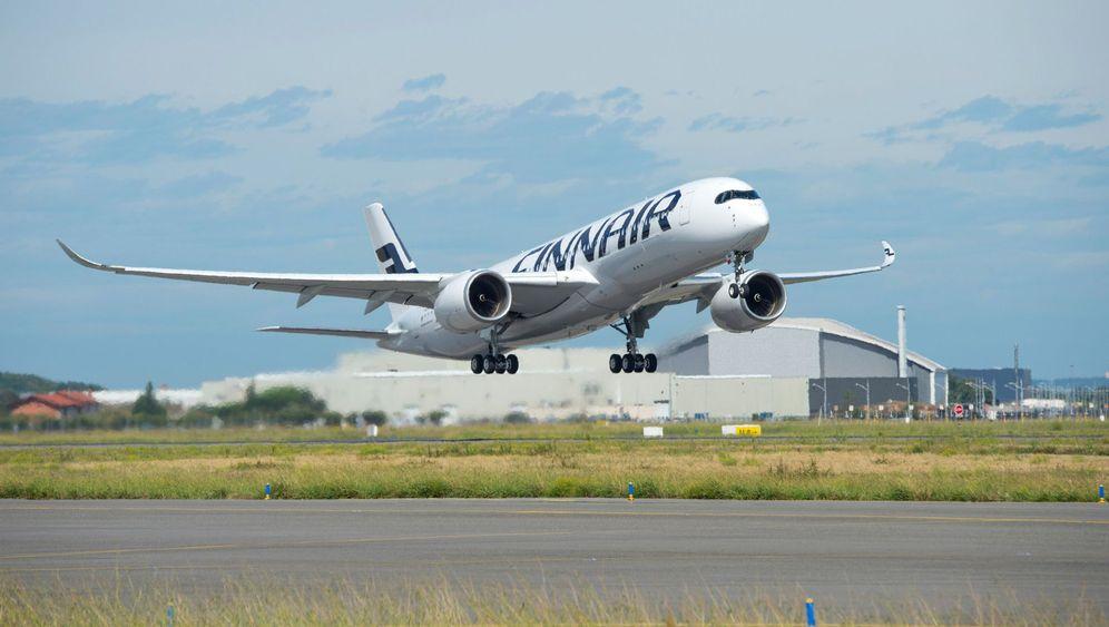 A350-Premiere: Neuzugang auf der Langstrecke