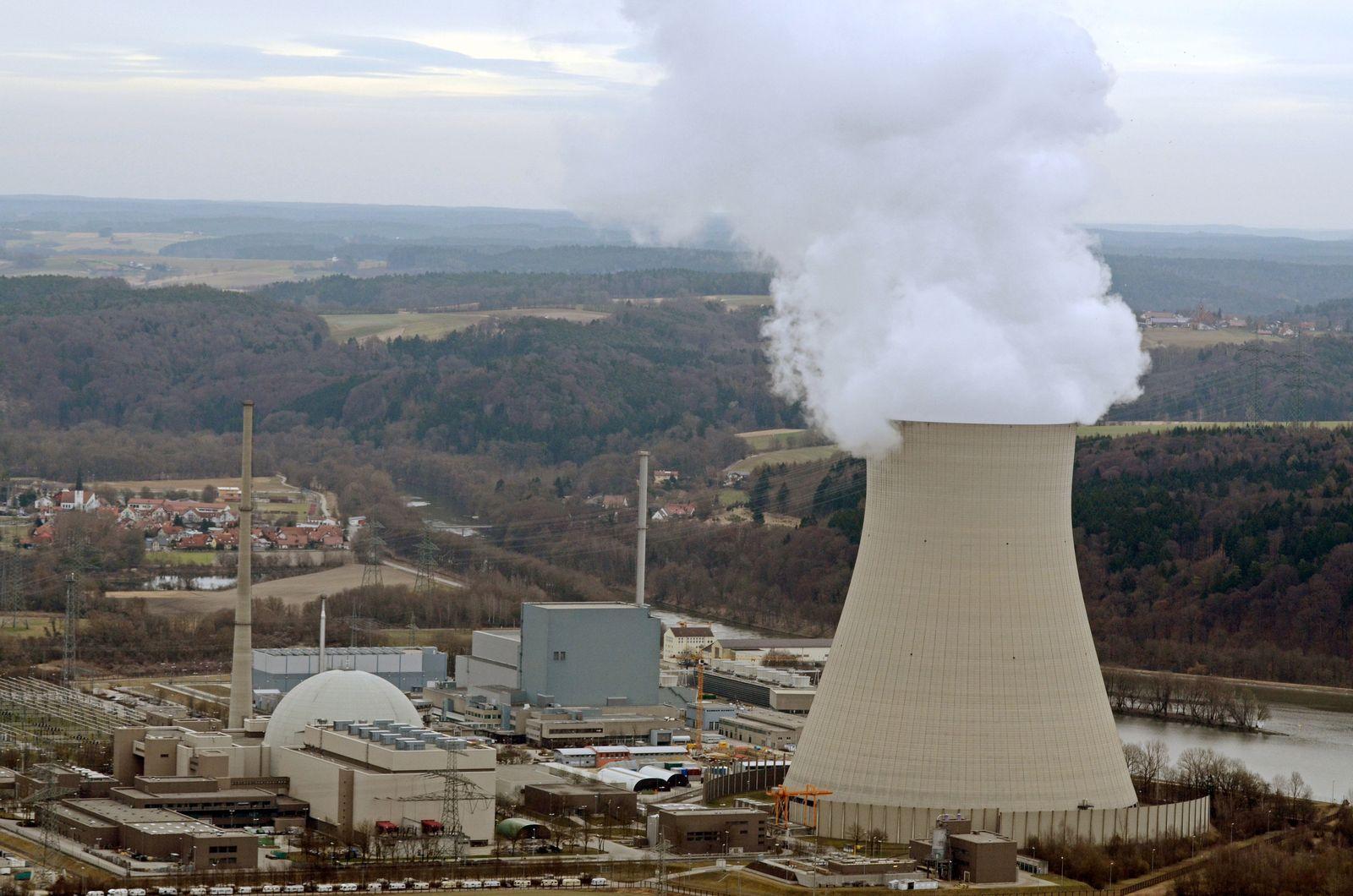 Kernkraftwerk Isar 1 und 2