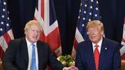 Boris Johnson sucht einen neuen Freund
