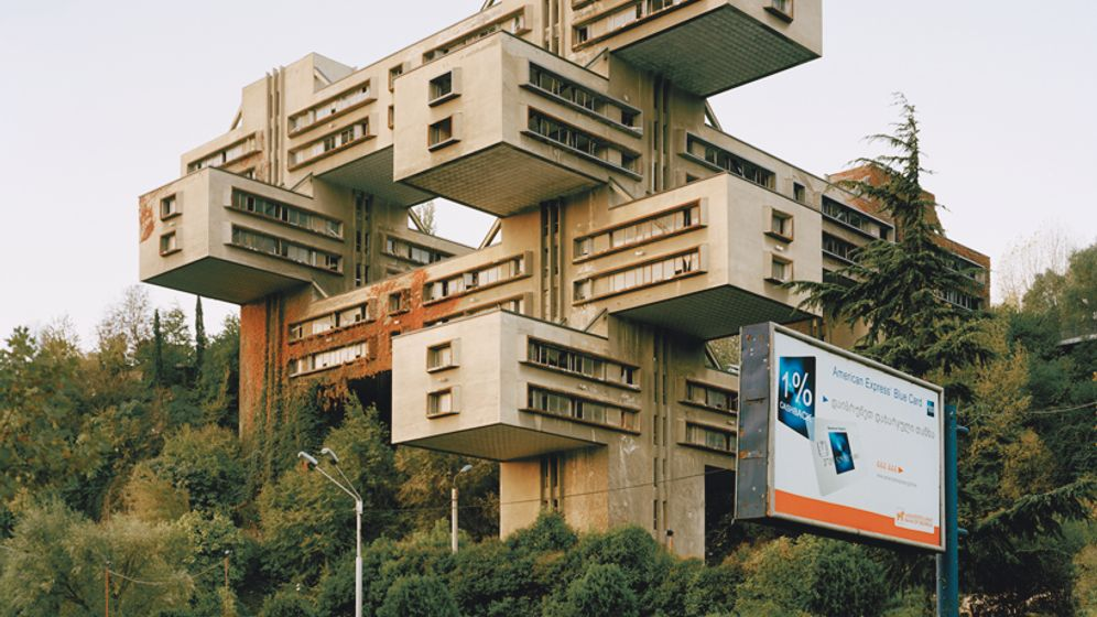 Photo Gallery: Glories of Socialist Architecture