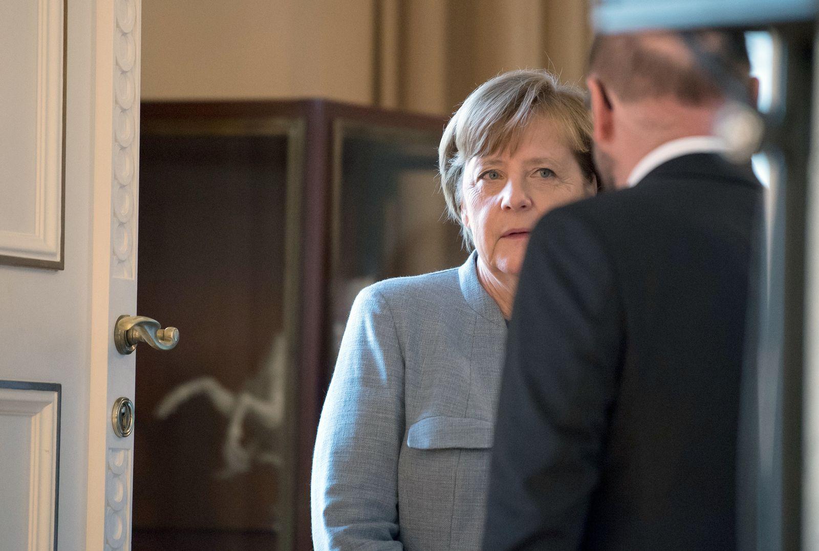 Merkel / Schulz