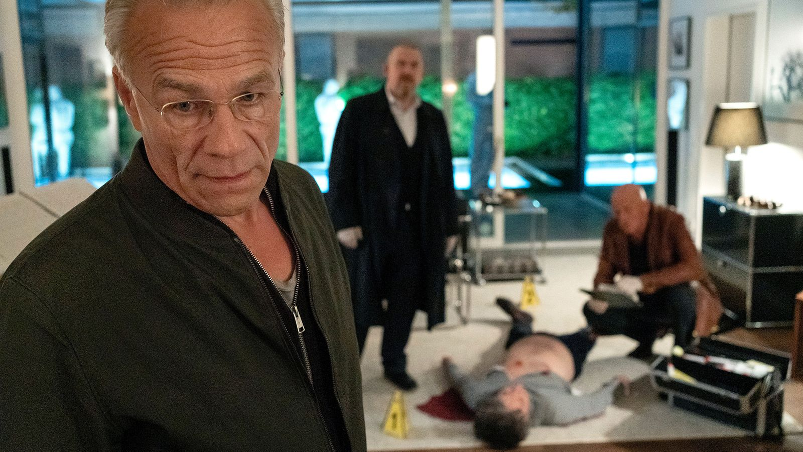 TV/ Tatort: Gefangen