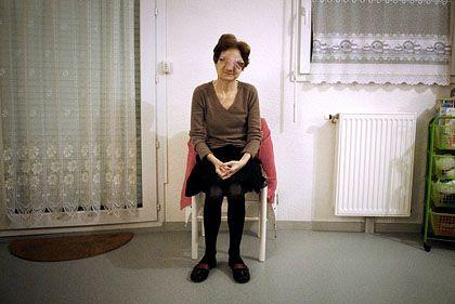 "Chantal Sébire am 26. Februar in Plombières-les-Dijon: ""Helfen Sie mir zu sterben!"""