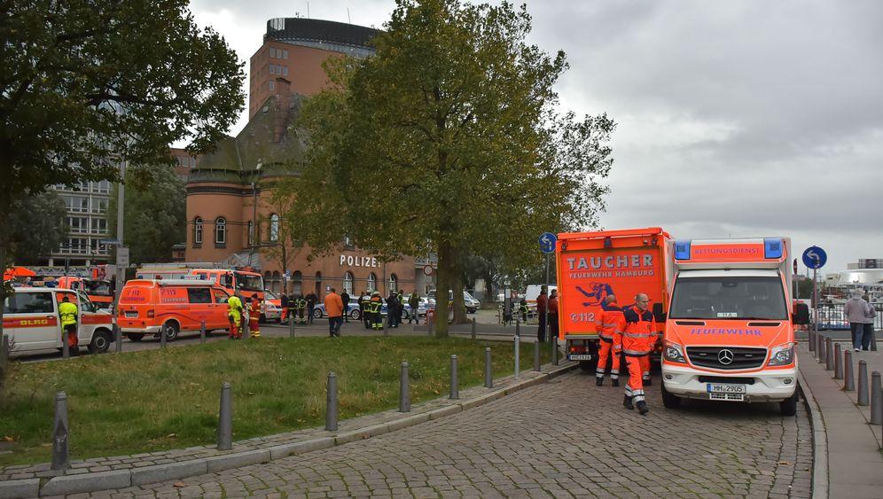 """""""Notruf Hafenkante"""": Vermisst im Hamburger Hafen"""